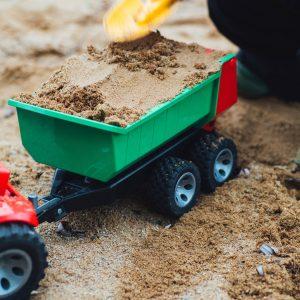 Sand Play Toys